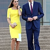 Kate First Wore the Piece Back in 2014, During a Trip to Sydney Opera House