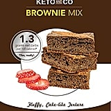 Keto and Co's Low-Carb Brownie Mix