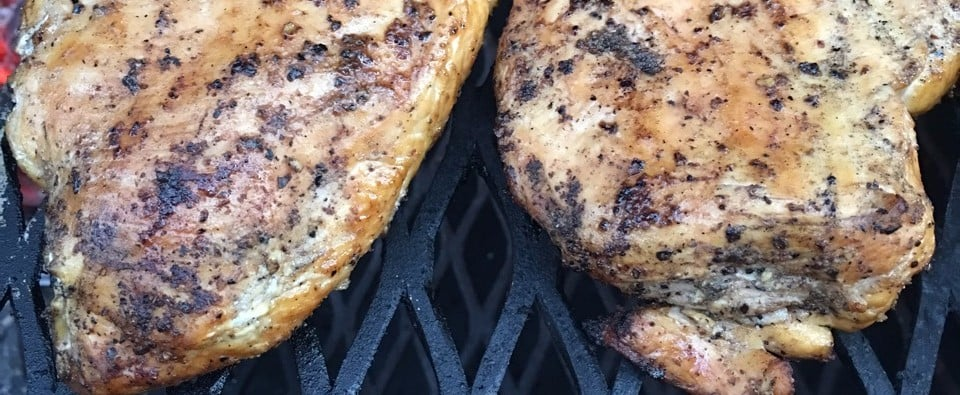 The Completely Addictive Method of Grilling Chicken Breasts