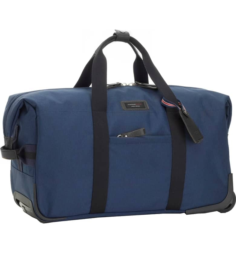 Storksak Cabin Wheeled 21 Inch Carry On With Hanging