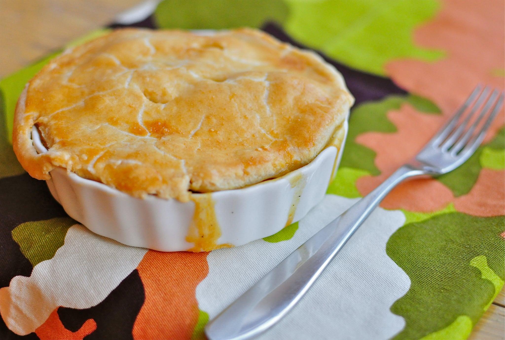Ina Garten Pot Pie leftovers turkey pot pie recipe | popsugar food