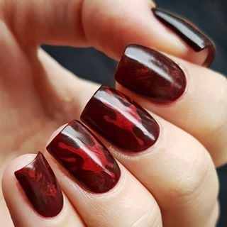 Celebrity Red Carpet Nails 2015 | POPSUGAR Beauty Australia