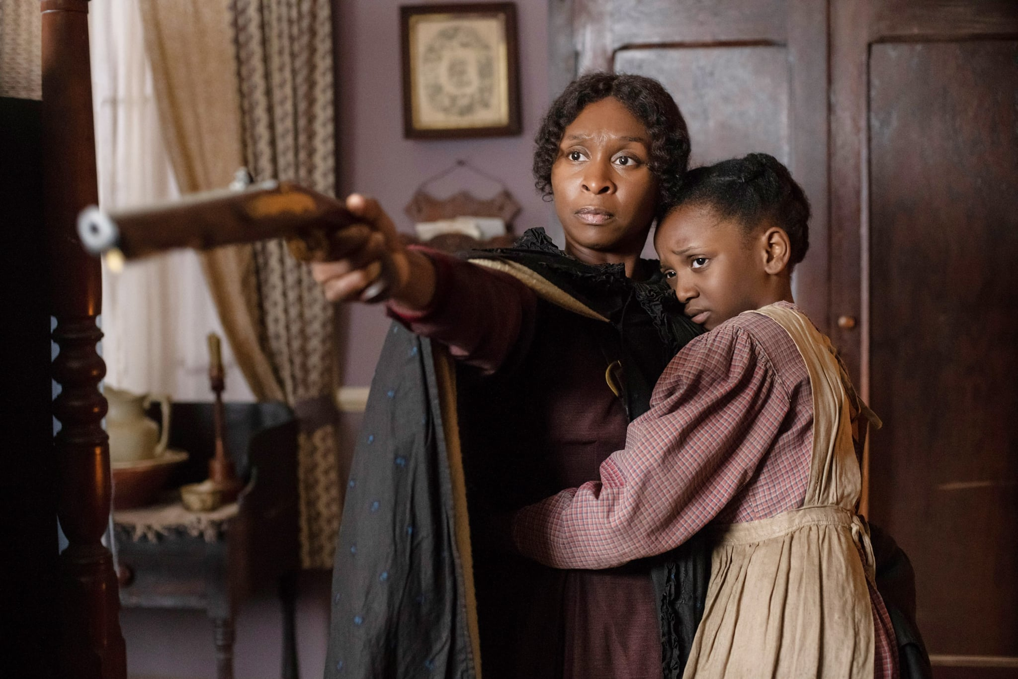 HARRIET, Cynthia Erivo as Harriet Tubman, Aria Brooks, 2019. ph: Glen Wilson /  Focus Features / courtesy Everett Collection