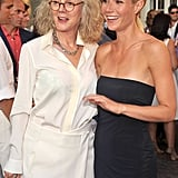"In an Operation Rescue Newsletter, Gwyneth Paltrow and her mom Blythe Danner voiced their beliefs: ""[W]e are first and foremost a mother and daughter, and we cannot stand idly by as birth control, family planning, and basic health care come under attack . . . Such a personal decision should be made by families, not by politicians. We need common-sense solutions to the health issues we face throughout our lives. Planned Parenthood provides those solutions, helping millions of women each day, improving our communities and our families."""