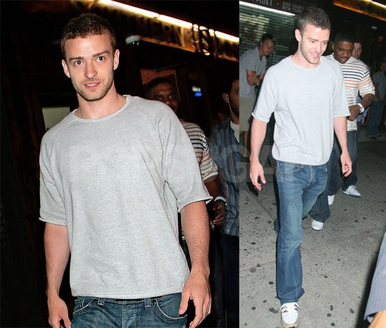 JT Is Bringing 90s Weightlifting Fashion Back