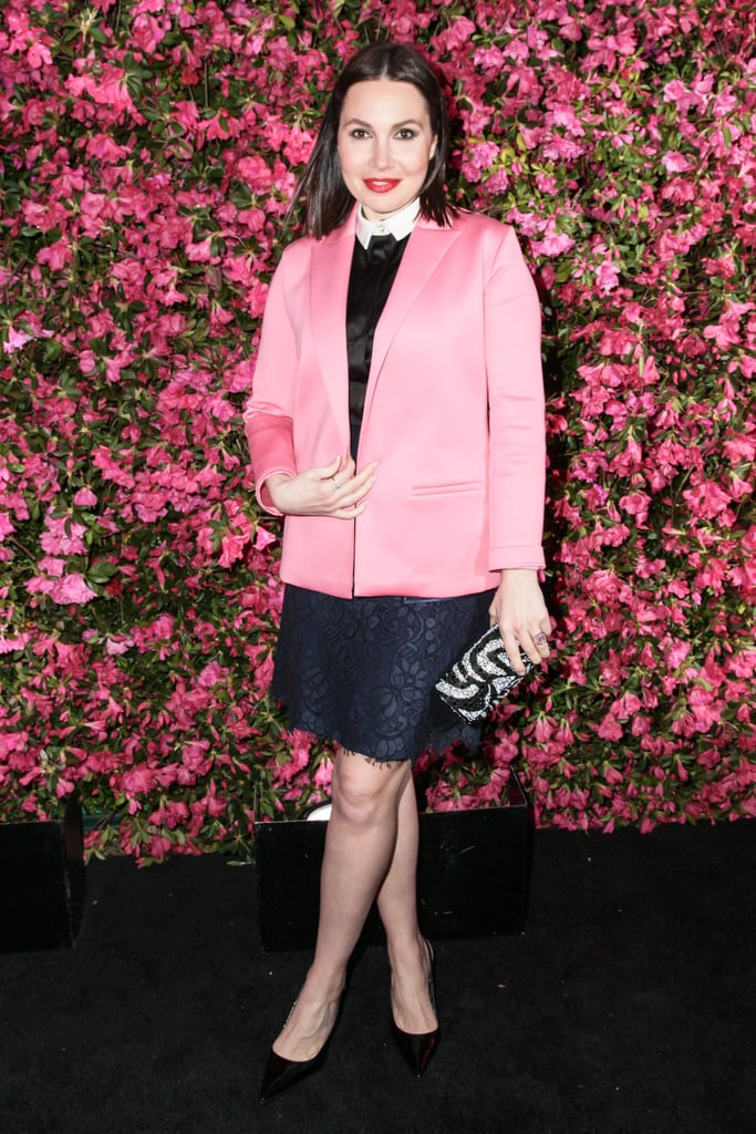 Fabiola Beracasa at Chanel's Tribeca Film Festival Artists Dinner in New York. Source: Matteo Prandoni/BFAnyc.com