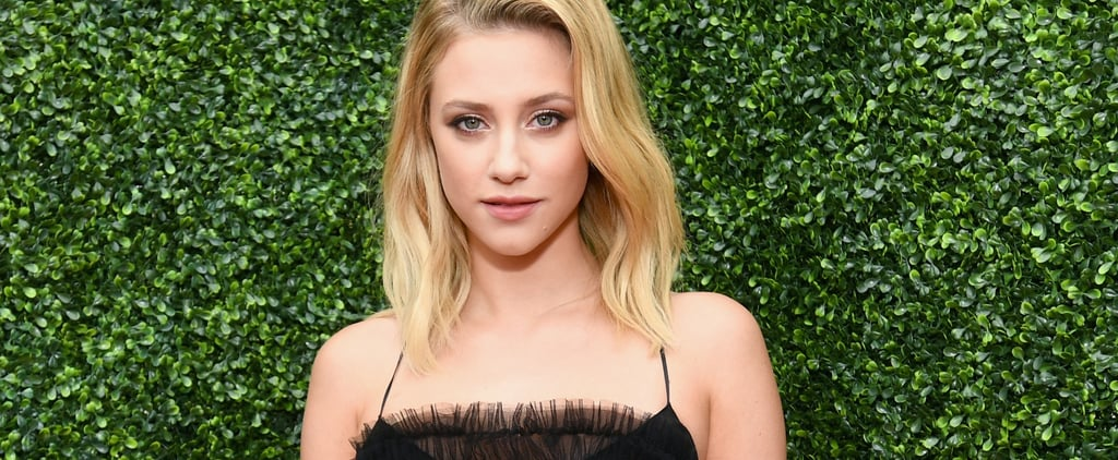Lili Reinhart Insecurity During Riverdale Underwear Scenes