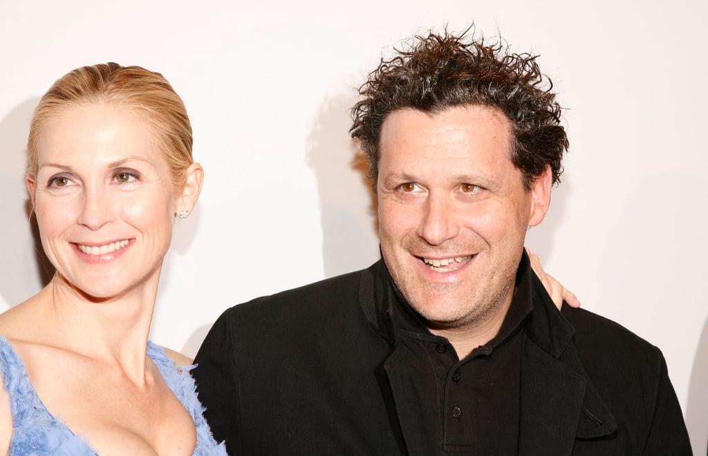 Kelly Rutherford and Isaac Mizrahi