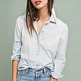 AMO Gingham Buttondown