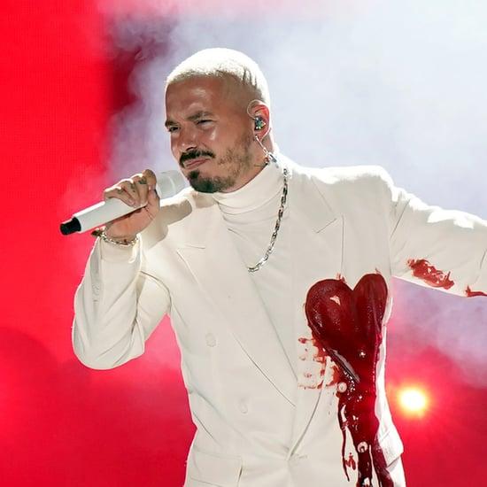 Watch J Balvin's Performance at the 2020 Latin Grammys