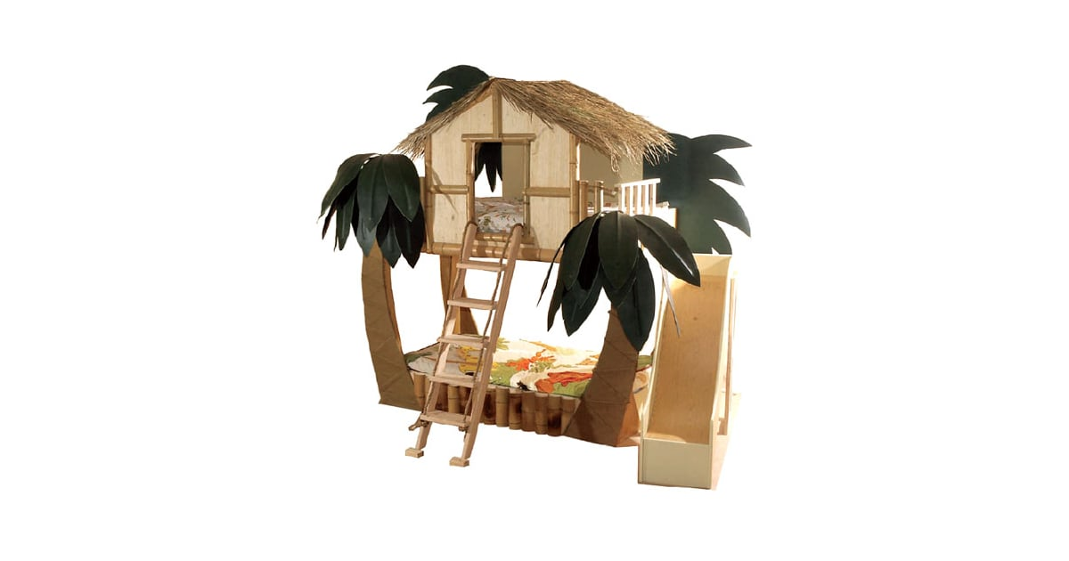 Tropical Surf Shack Bunk Bed Toddler Beds For Every