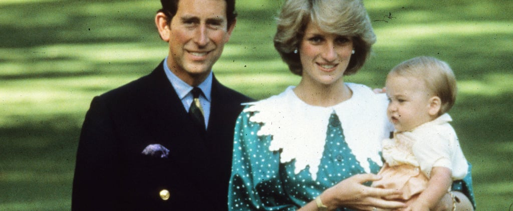 Did Princess Diana's Kids Wear Baby Shoes?