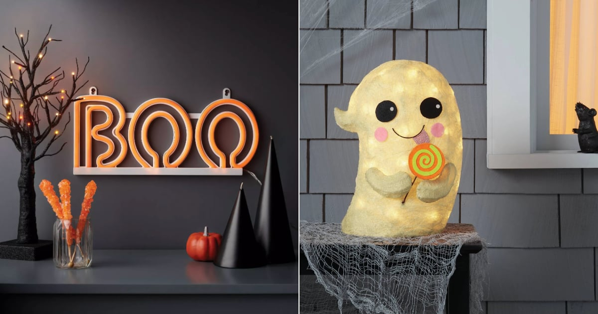 Deck the Halls With Horror — Target's Outdoor Halloween Decor Is Frightfully Delightful