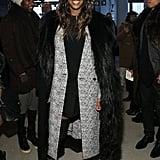 Kelly Rowland at NYFW
