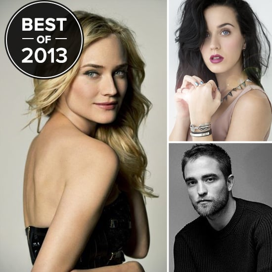 Celebrity Beauty Spokespeople of 2013