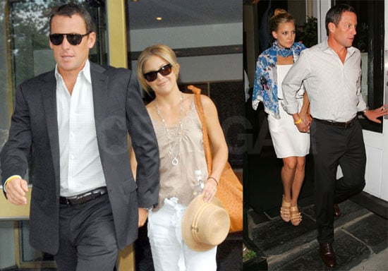 Photos of Kate Hudson and Lance Armstrong in NYC Together