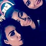 Blac Chyna at Khloe Kardashian Birthday 2016