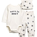 H&M Born in 2017 Set