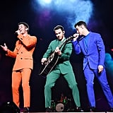 Jonas Brothers Happiness Begins Tour Costumes