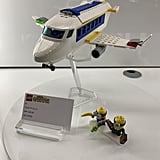 Lego Minions Minion in Pilot Training