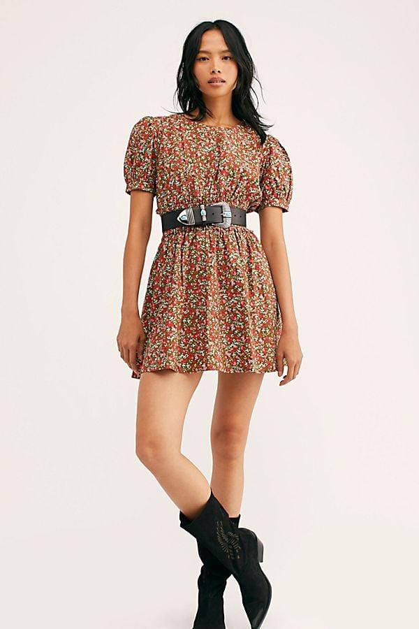 Pennie Mini Dress