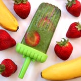 Can't Get Enough of Green Smoothies? Then Make These 40-Calorie Ice Lollies