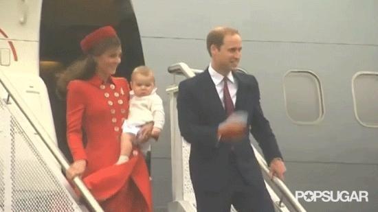 Arriving in New Zealand