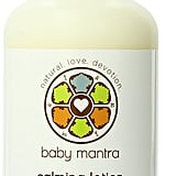 Baby Mantra Calming Lotion with Shea Butter & Lavender Oil ($10)