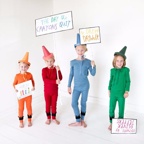 Creative Children's Book Halloween Costume Ideas