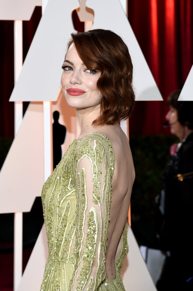 Emma Stone's Award Season Looks
