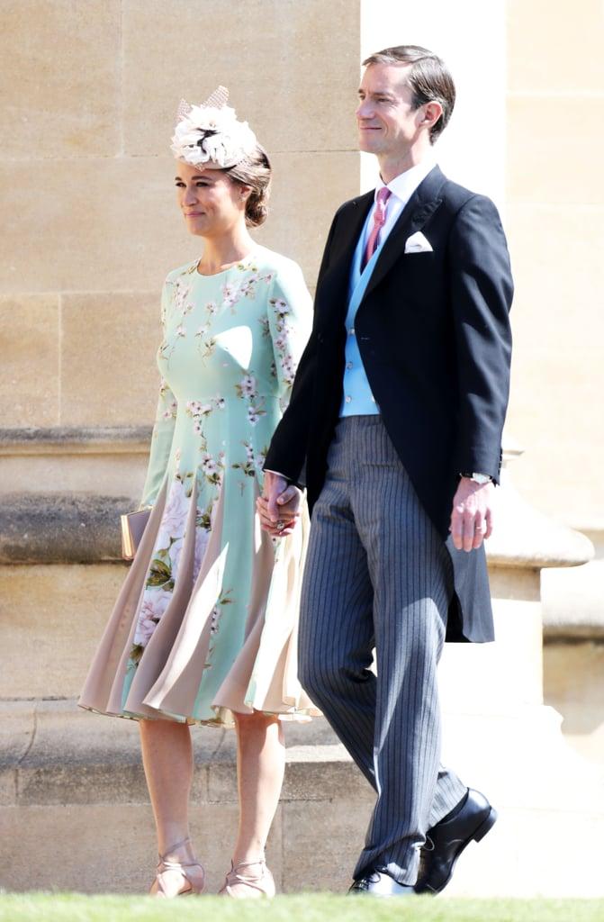 Pippa Middleton Dress at the Royal Wedding 2018