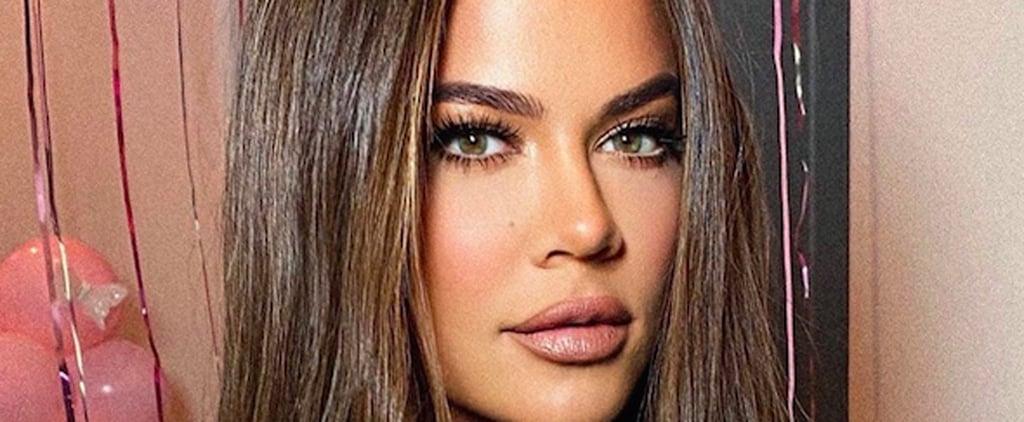 Khloé Kardashian Goes Brunette For Her 36th Birthday