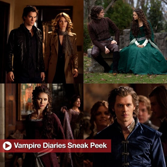 """Pictures From The Vampire Diaries Episode """"Klaus"""""""