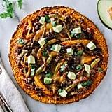 Mexican-Style Sweet Potato Pizza