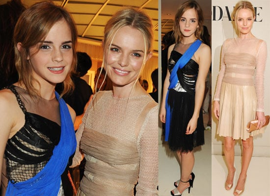 04/06/2009 Rodarte - Emma Watson and Kate Bosworth