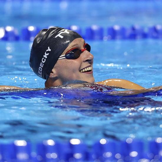 Katie Ledecky's 2021 Olympics Schedule