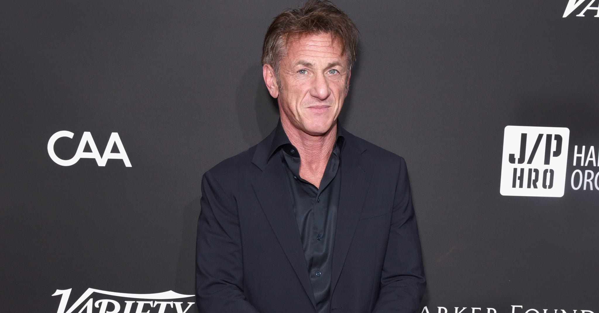 Sean Penn Says Donald Trump Is An Enemy of the State