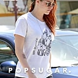 Kristen Stewart Is Back to Her Old Routine in LA