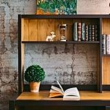 Build a bookshelf.