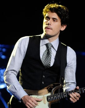 Listen to John Mayer's New Single, Heartbreak Warfare