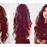 Heatless Wavy Hair