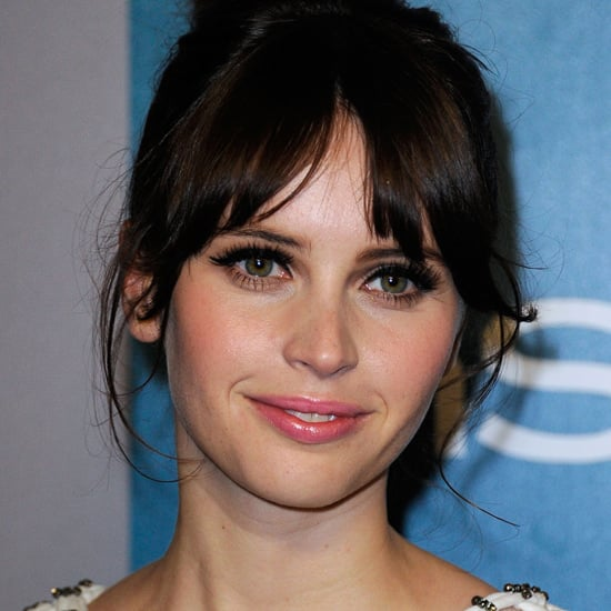 Felicity Jones' Best Beauty Looks
