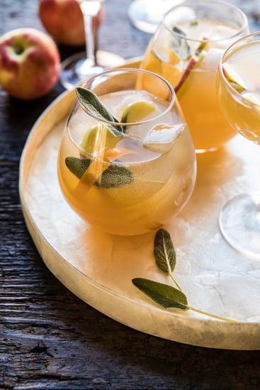 Harvest Apple Ginger Spritz