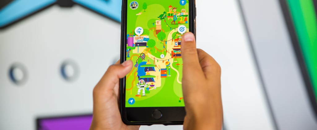 How Do You Use the Play Disney Parks App?