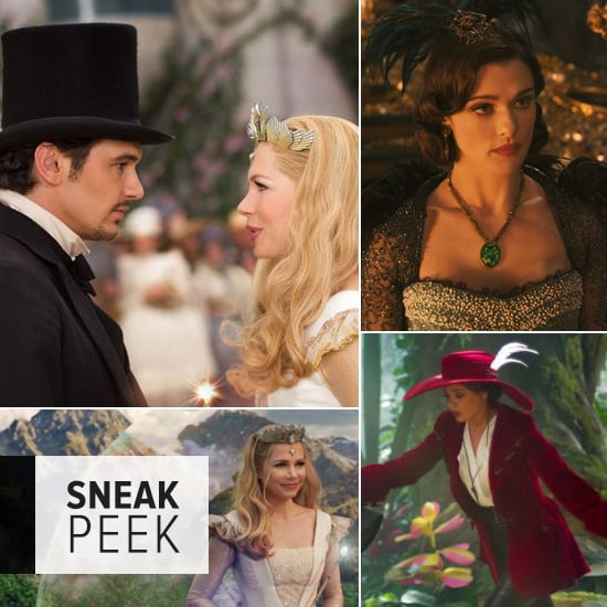 Oz the Great and Powerful Pictures