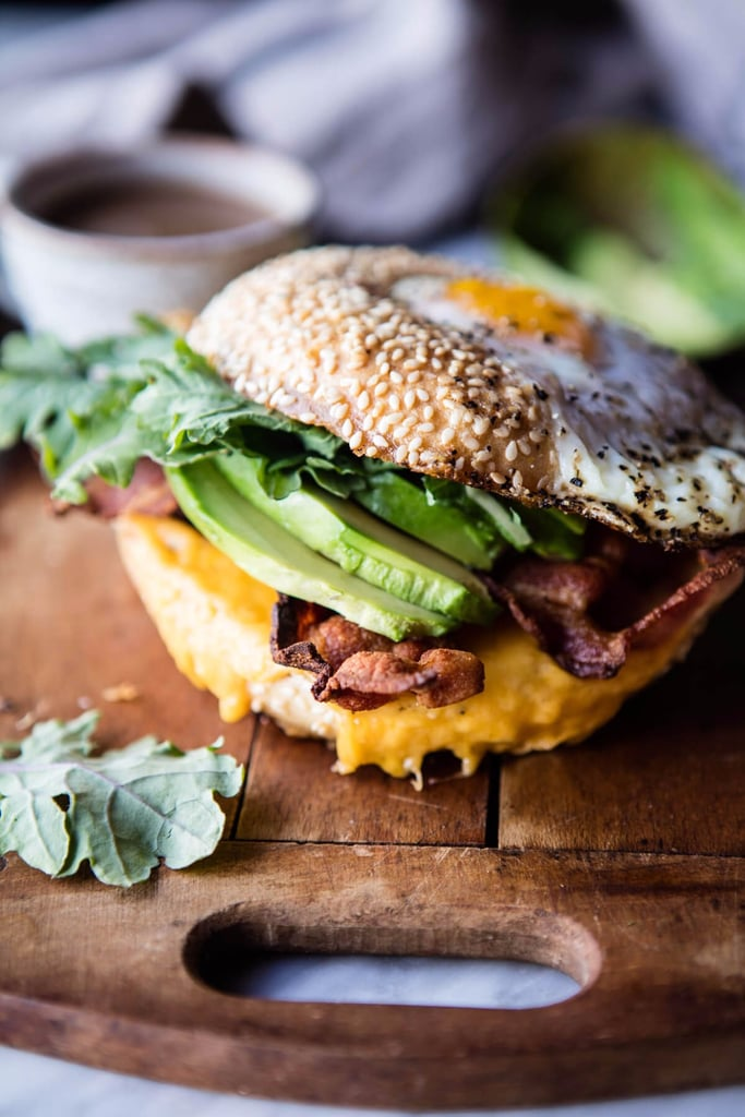 Breakfast Sandwich Recipes and Ideas