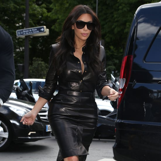 Kim Kardashian Prewedding Outfits