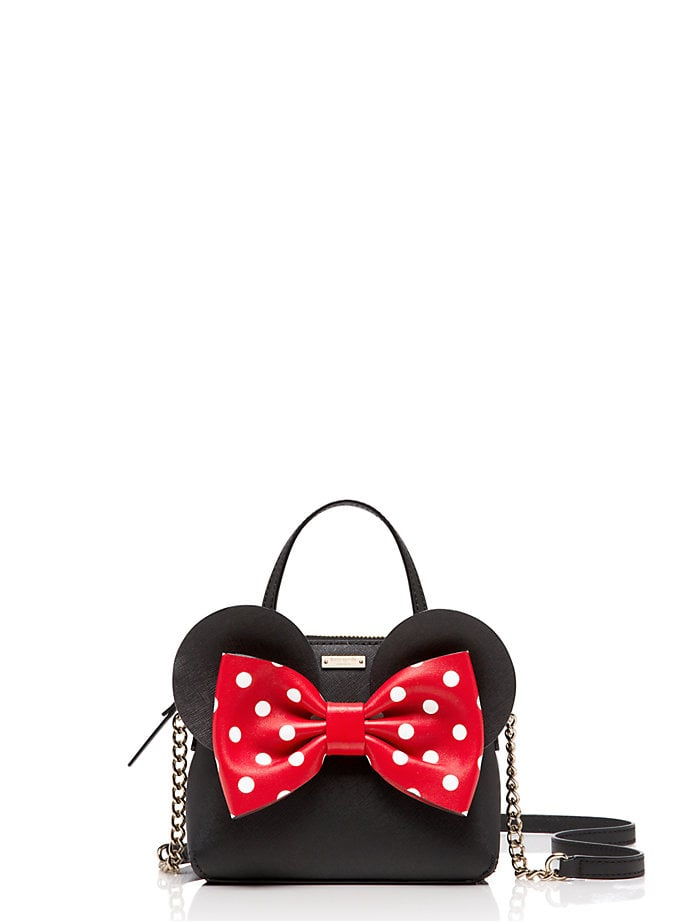 Kate Spade For New York Minnie Mouse Mini Maise ($258)