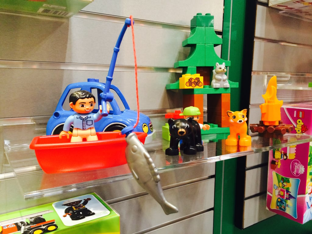 Lego Duplo Fishing Trip New Toys From Toy Fair 2015 Popsugar