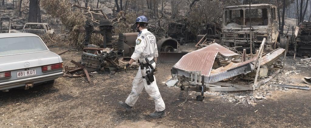 Bushfire Tracking Apps Australia
